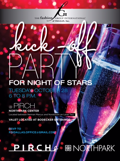 night of stars 2014 kick off party
