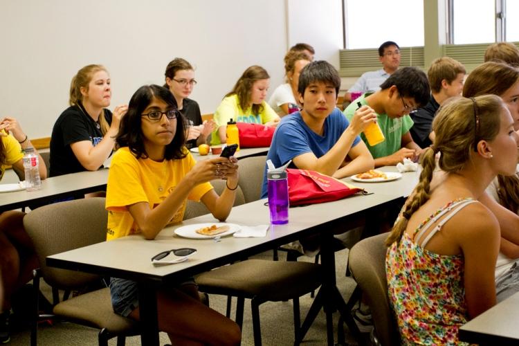 Career Panel at UMN CSE summer camp