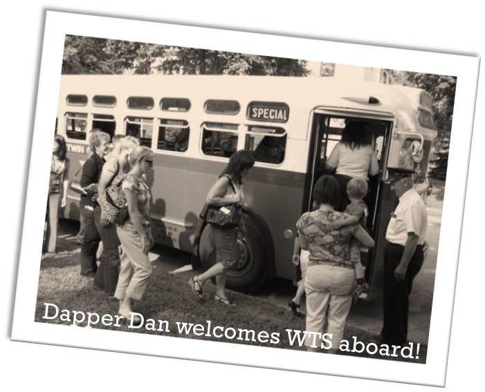 Dapper Dan welcomes WTS aboard!
