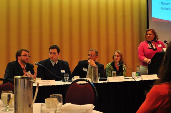 Social Media and Transportation program panel