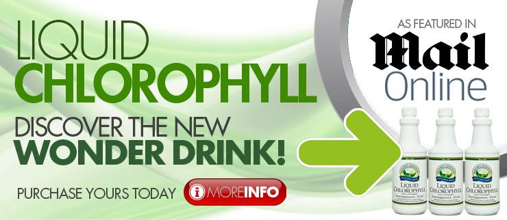 NSP LIquid Chlorophyll Dail Mail Wonder Drink