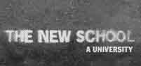 New School logo