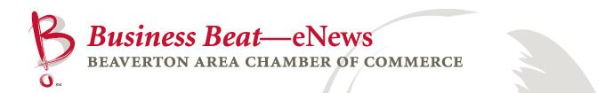 Business Beat eNews Banner