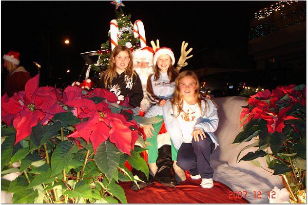 Santa Ride 2007 - 1