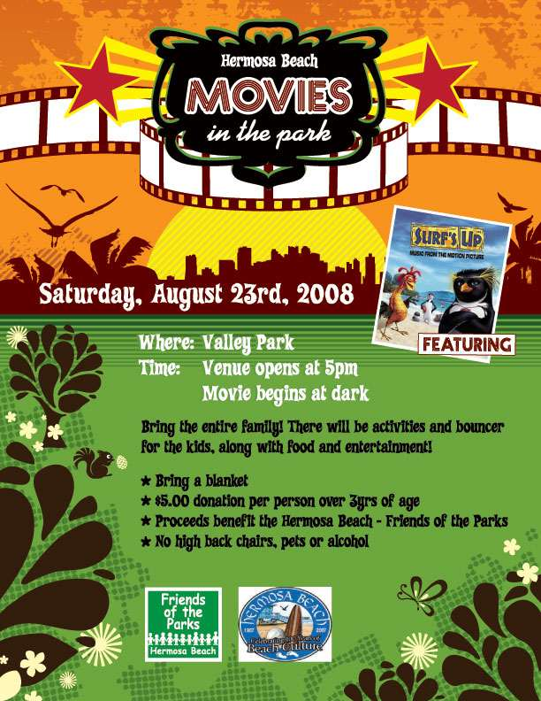 Movie in the Park 2008