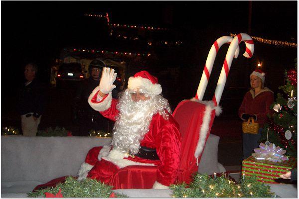 Santa Ride 2007 - Santa