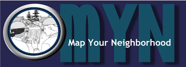 Map Your Neighborhood Logo