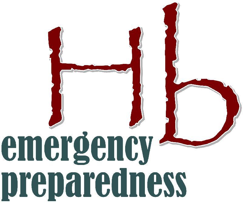 HB Disaster Preparedness Logo