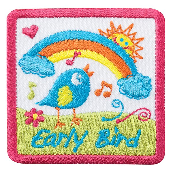 Early Bird Patch