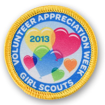 Volunteer Appreciation Week Badge