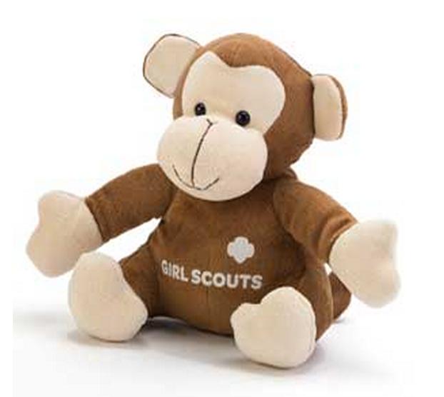 Girl Scout Plush (R)