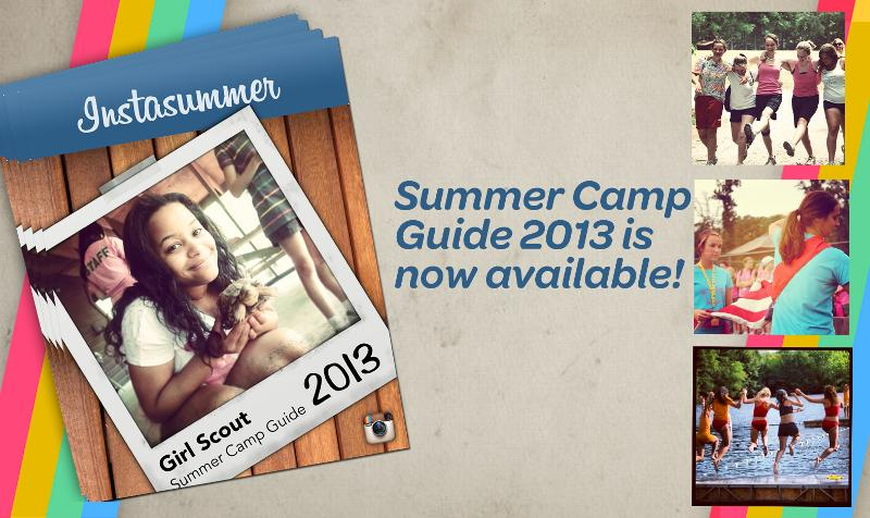 Camp Guide 2013 - Instasummer. Download NOW!