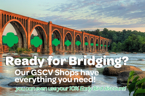 Bridging is around the corner! Let us help!