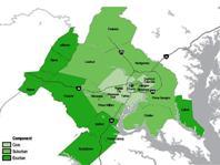 Metro DC Map