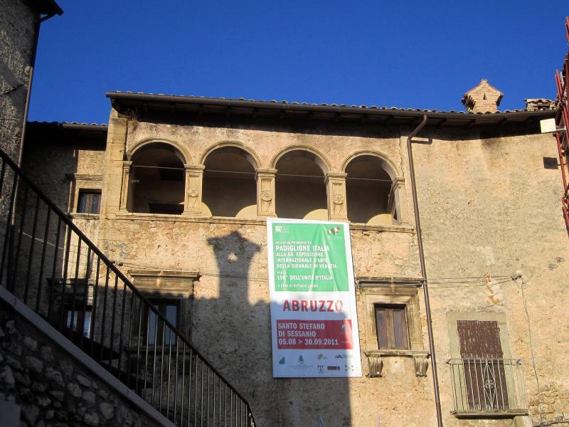 Abruzzo Palazzo Capitano