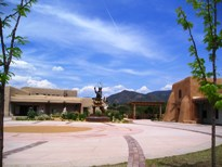 Folk Art Museum in Santa Fe