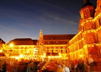 City Hall Christmas Market