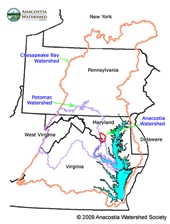 Chesapeake and Potomac Watershed