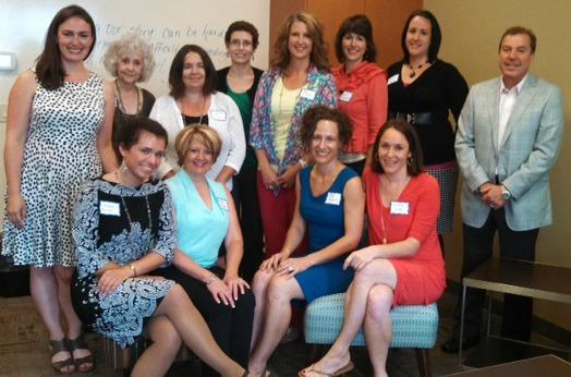 Spokane Staff Pre Open House