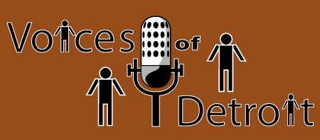 Voices of Detroit logo