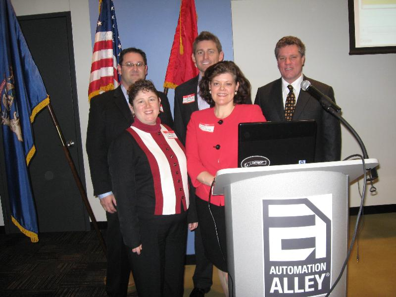 Automation Alley Presenters Photo