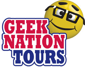 Geek Nation Tours