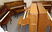 Bargain Bin Pianos