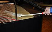 Grand Piano Soundboard Duster