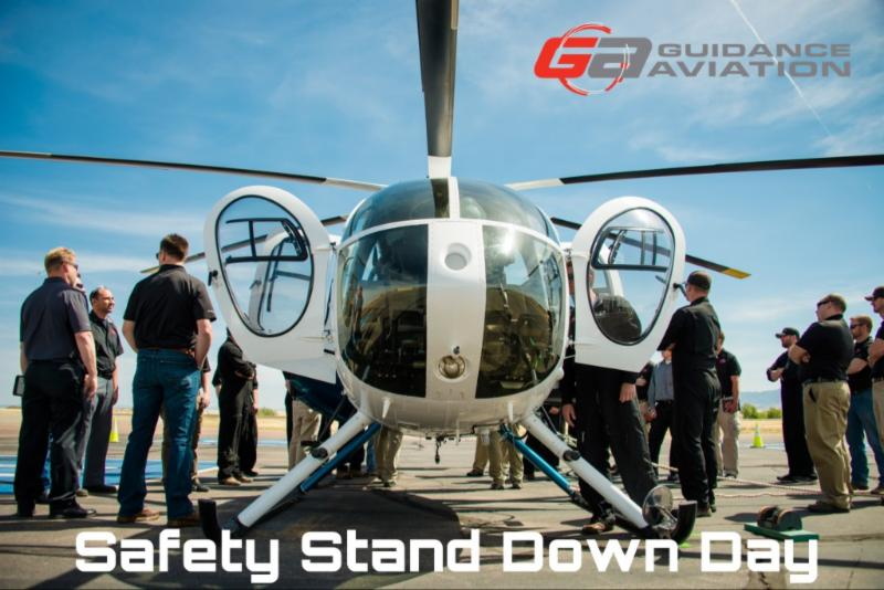 Guidance Aviation helicopter flight school