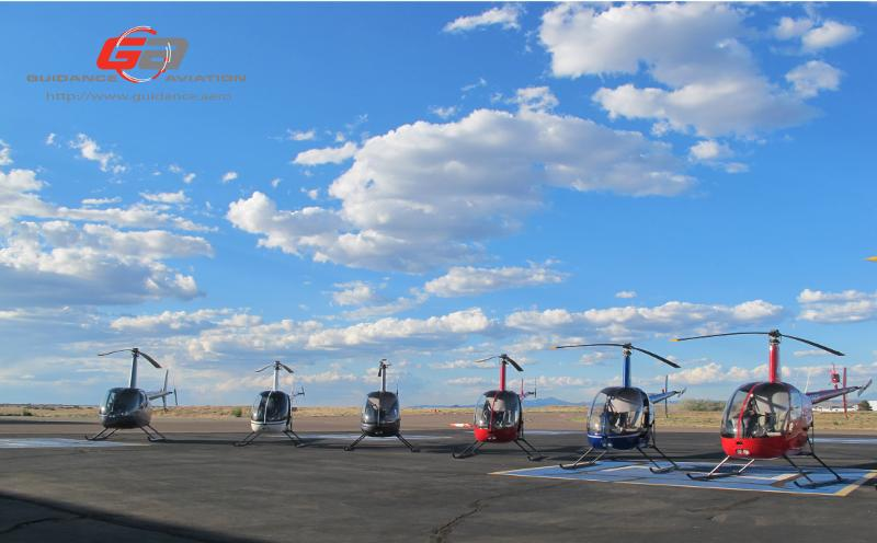 Guidance Helicopters