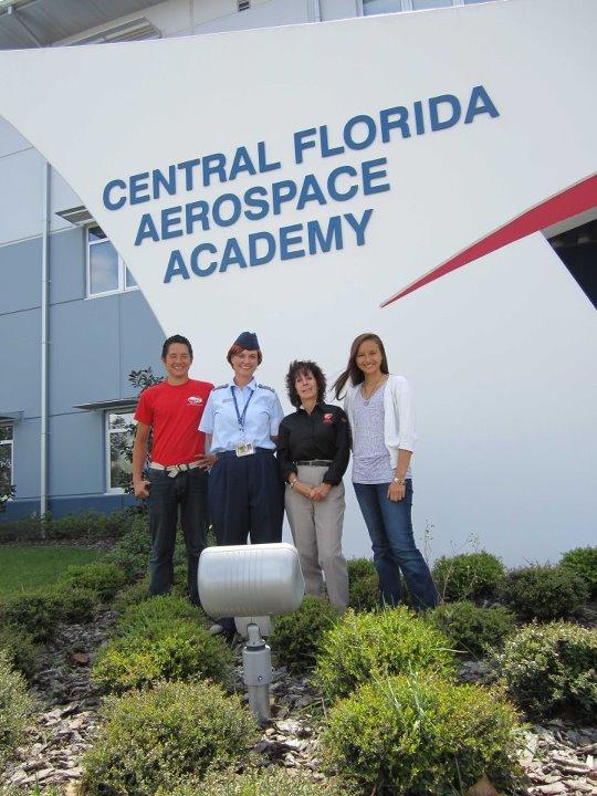 Central Florida Aerospace Academy SCC