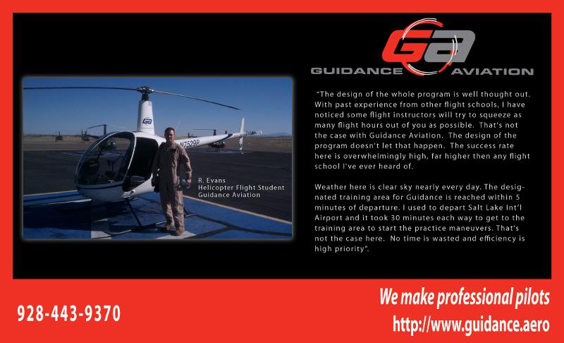 R.Evans, Veteran using Post 9/11 GI benefits for helicopter flight training