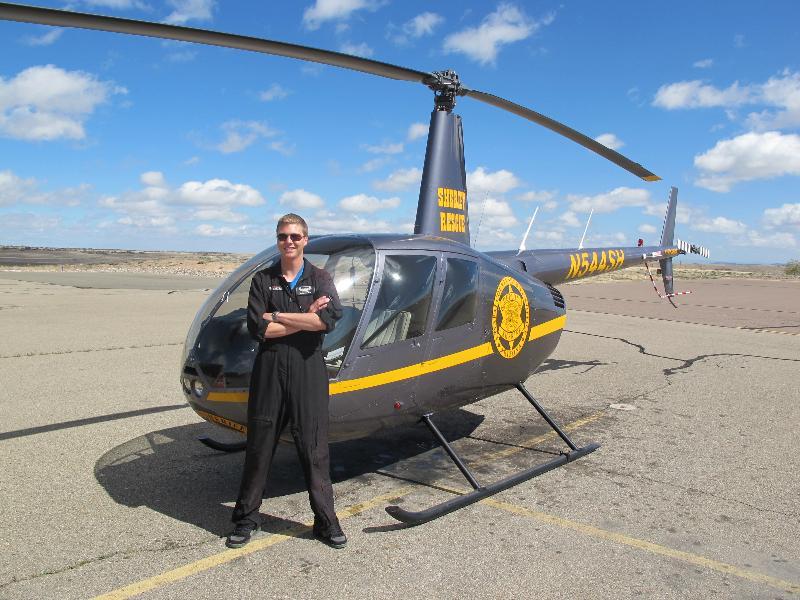 Ben Lewis, YCSO SAR Pilot