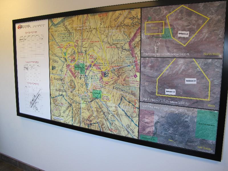 Dispatch Board, Guidance Aviation