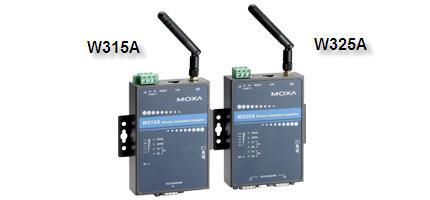 Moxa boxes