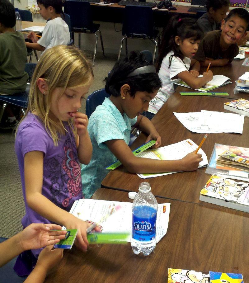 Santa Teresa Elementary Math Resource Grants