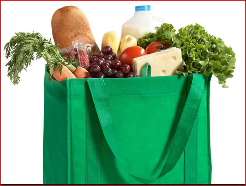 1st Sunday Food Collection