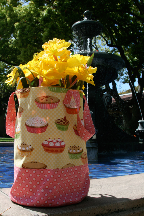 Mother's Day Farmer's Market Shopping Bag
