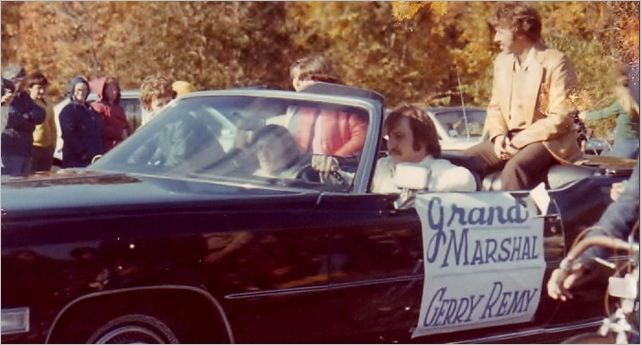Vintage Jerry in 1970's parade