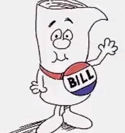Schoolhouse Rock Bill Character