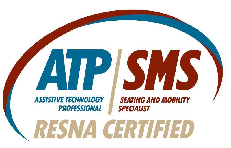 RESNA ATP/SMS Certification Logo