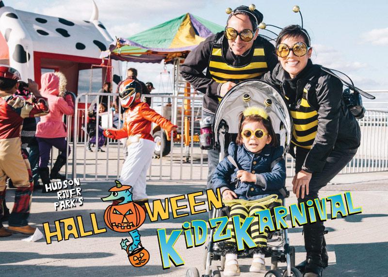 Hudson River Park Kidz Karnival