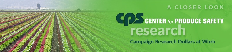 Center for Produce Safety monthly newsletter
