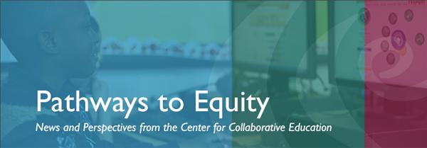 Pathways to Equity header