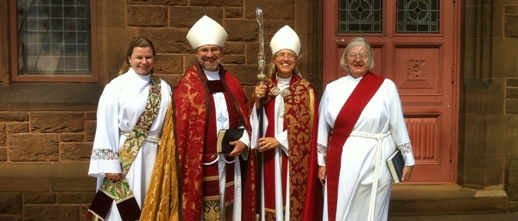 Ordinations Sept. 15 2012