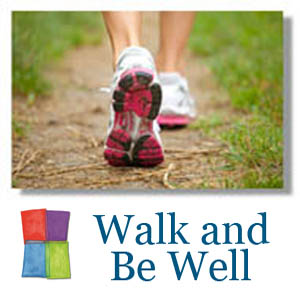 Walk and Be Well CREDO program