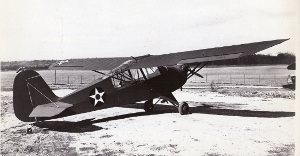 Aeronca O-58-B designation changed to L-3B after April 1942
