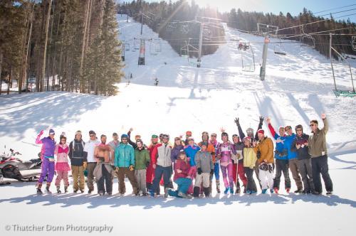 Shred The Love Taos Ski Valley