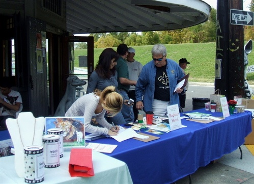 Tabling Event