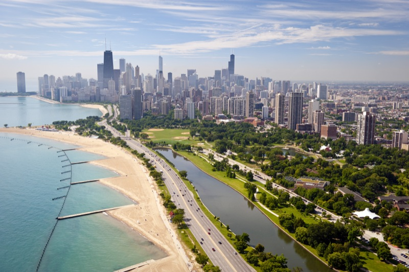 360 magazine edgy fashion lifestyle culture take to the beach at trump chicago this summer